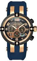 Quantum Power Tech Chronograph Quartz Men's Quartz Watch with Silicone pwg468.899