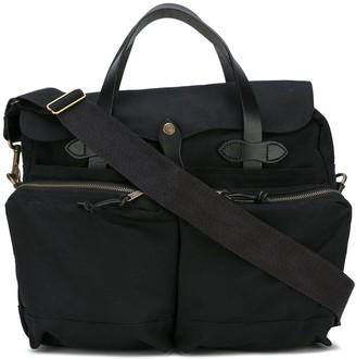 Filson 24Hr Tin Cloth briefcase
