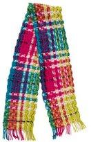 Burberry Merino Wool-Blend Scarf