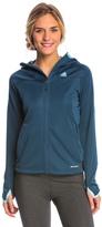 adidas Women's Hiking/Trekking 1 Sided Fleece Running Hoodie 43692