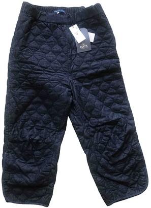 Levi's Blue Cotton - elasthane Jeans for Women