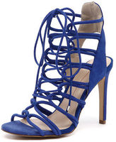 Mollini New Lilly Cobalt Womens Shoes Dress Sandals Heeled
