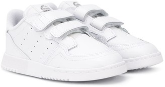 Adidas Originals Kids Two-Strap Velcro Trainers