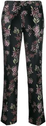 Giambattista Valli Floral Embroidered Trousers