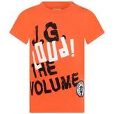 John Galliano John GallianoBaby Boys Orange Loud! Top