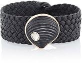Dezso Open Water Women's Braided Charm Bracelet