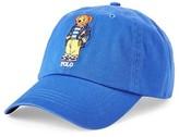 Thumbnail for your product : Polo Ralph Lauren Polo Bear Chino Baseball Cap
