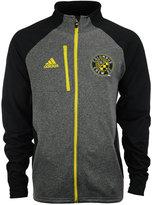 adidas Men's Columbus Crew SC Fleece Track Jacket