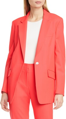 Rag & Bone Ames Stretch Wool Twill Blazer