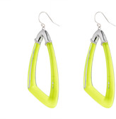 Alexis Bittar Asymmetrical Wire Earring