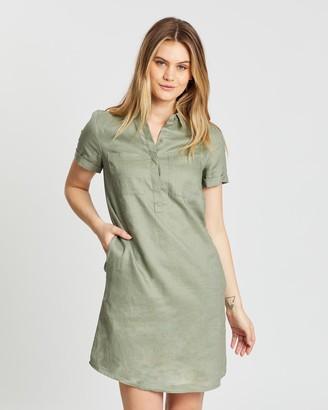 Sportscraft Baylie Linen Dress