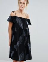 Little White Lies Francoise Cold Shoulder Dress