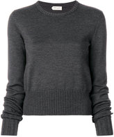 Saint Laurent classic knitted top - women - Wool - S
