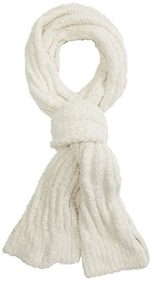 Free People Cloud Rib Blanket Scarf (Ivory) Scarves