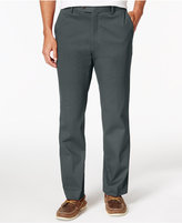 Tasso Elba Big and Tall Core Refined Chino Pants, Only at Macy's