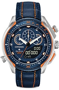 Citizen Promaster Navy Blue Dial Watch, 46mm