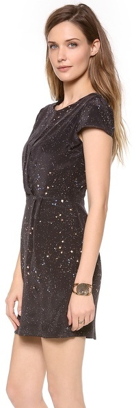 Myne Pleated Top Dress