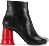 MM6 MAISON MARGIELA cup heeled boots