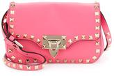 Valentino Rockstud Mini Crossbody Bag, Pink