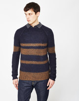 ONLY & SONS Callan Knitted Jumper Navy