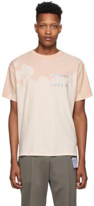 Satisfy Pink Reverse T-Shirt