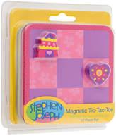 Stephen Joseph Princess Magnetic Tic Tac Toe Set