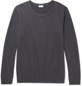 Schiesser - Anton Loopback Cotton-jersey Sweatshirt