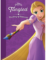 Disney Tangled: The Story of Rapunzel Book