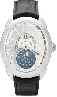 Backes & Strauss Regent diamond 47mm