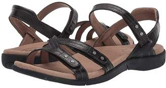 Taos Footwear Happy (Black) Women's Sandals