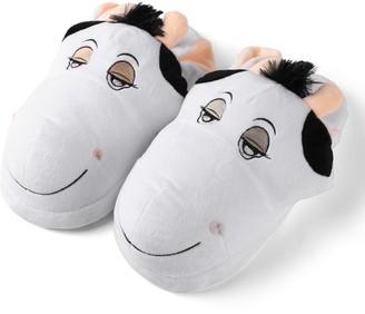 Aerusi Women's Animal Plush Slipper