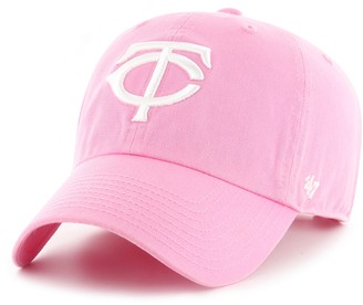 '47 Women's Minnesota Twins Rose Adjustable Cap