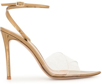 Gianvito Rossi Invisible-Strap Sandals