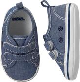 Gymboree Chambray Sneakers