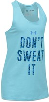 Under Armour Girls' Don't Sweat It Tank