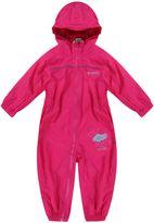 Regatta Baby Girls Puddle Waterproof Splash-Suit