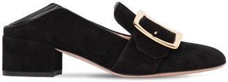 Bally 40MM JANELLE SUEDE PUMPS