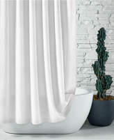 """Hotel Collection Waffle 72"""" x 72"""" Shower Curtain Bedding"""