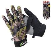 Nature Hike Naturehike Summer Climbing Gloves Unisex Breathable Hiking Gloves Cycling Gloves Telefingers Gloves(men