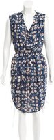 Ulla Johnson Printed Silk Dress w/ Tags