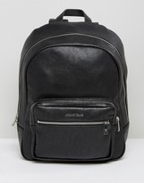 Armani Jeans Backpack In Black