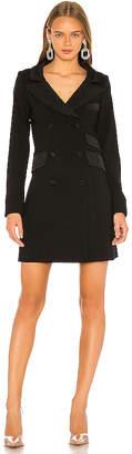 Smythe Tuxedo Coat Dress
