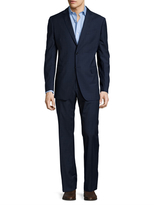 John Varvatos Hampton Fit Wool Suit