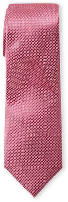 Tommy Hilfiger Pink Jackson Broken Line Tie