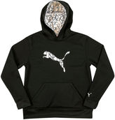 Puma Water-Repellent Graphic Pullover Hoodie - Boys 8-20