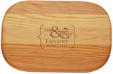 The Well Appointed House Personalized Mr. & Mrs. Cutting Board-Available in Three Different Sizes