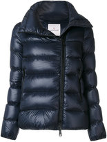 Moncler side-zip padded jacket