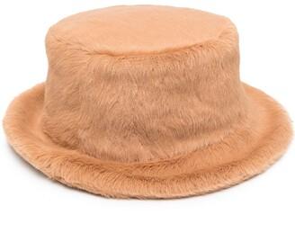 Ruslan Baginskiy Narrow-Brim Top Hat