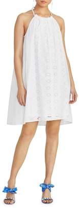 Rachel Roy Sabine Cotton Swing Dress