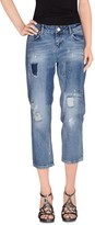 Silvian Heach Denim pants - Item 42532807